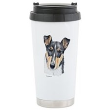 Collie, Short-haired Travel Mug