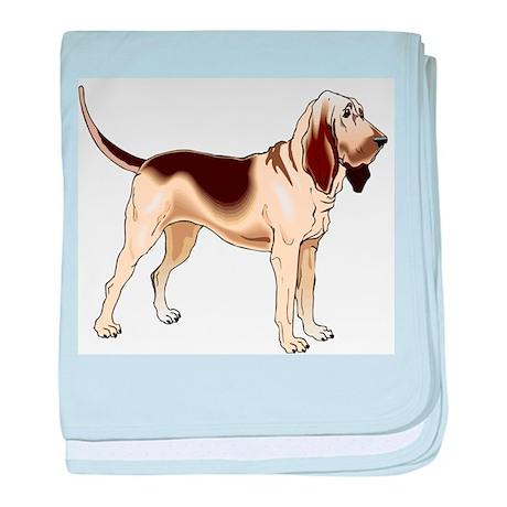 Bloodhound Infant Blanket
