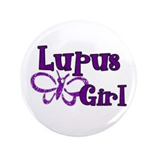"""Lupus Girl 3.5"""" Button (100 pack)"""
