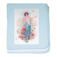 Summer Fairy Infant Blanket