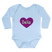 Delia Onesie Romper Suit