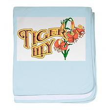 Tigerlily Infant Blanket