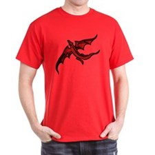 red fly T-Shirt