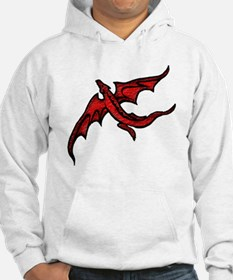 red fly Hoodie