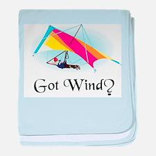 Got Wind? Infant Blanket