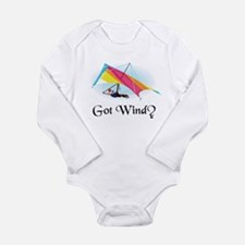 Got Wind? Onesie Romper Suit