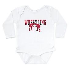 Wrestling 2 Onesie Romper Suit