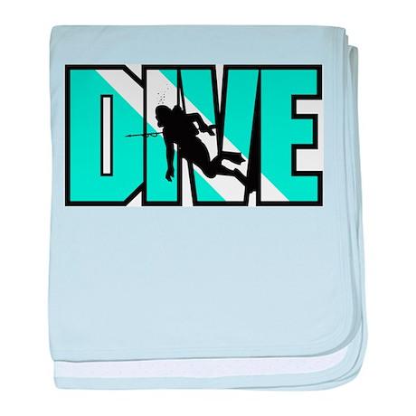 Dive Infant Blanket
