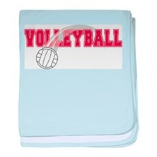 Volleyball 2 Infant Blanket