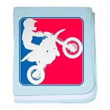 PeeWee Motocross Infant Blanket