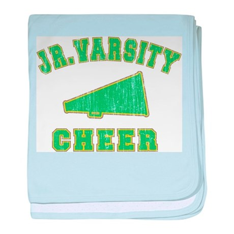 Retro Jr. Varsity Cheer Infant Blanket