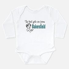 Best Girls Bakersfield Long Sleeve Infant Bodysuit