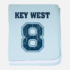 Key West 8 Infant Blanket