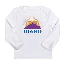Idaho Long Sleeve Infant T-Shirt