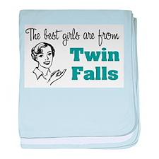 Best Girls Twin Falls Infant Blanket