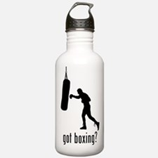 Boxing 3 Sports Water Bottle