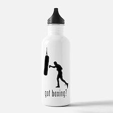 Boxing 3 Water Bottle
