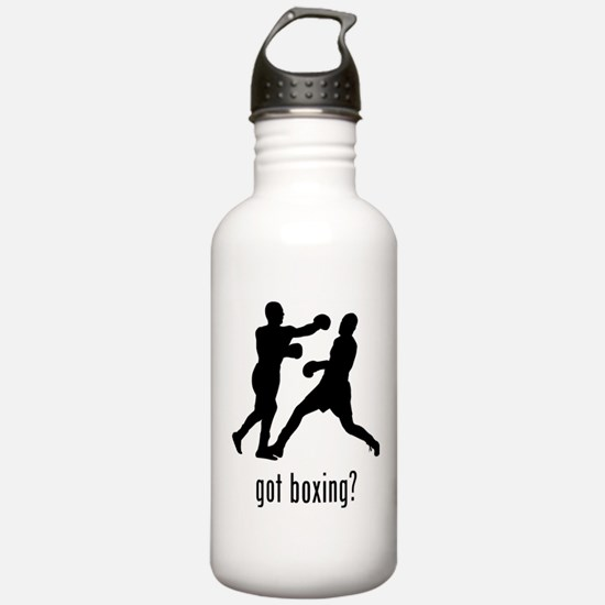 Boxing 1 Sports Water Bottle