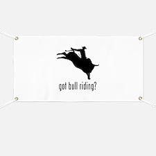 Bull Riding Banner
