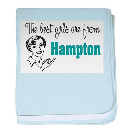 Best Girls Hampton Infant Blanket