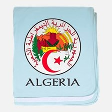 Algeria Coat of Arms Infant Blanket