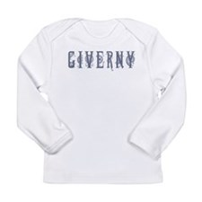 Giverny Long Sleeve Infant T-Shirt
