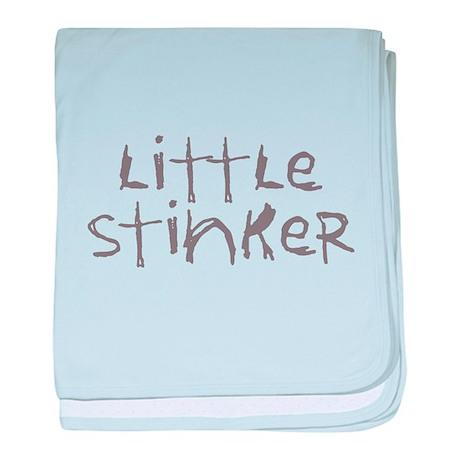 Little Stinker Infant Blanket