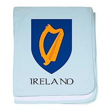 Ireland Coat of Arms Infant Blanket