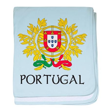 Portugal Coat of Arms Infant Blanket