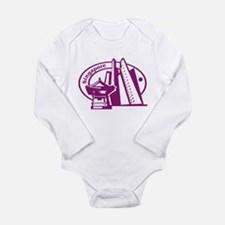 Singapore Passport Stamp Onesie Romper Suit