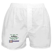 Cute Baby daddy Boxer Shorts