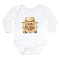 Mr. Sun Long Sleeve Infant Bodysuit