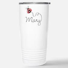 Ladybug Mary Travel Mug