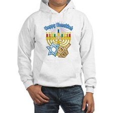 Happy Hanukkah Jumper Hoody