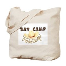 Day Camp Round Up Tote Bag