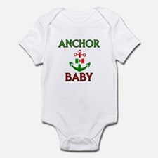MORE NEW CITIZENS Infant Bodysuit