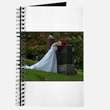 Bride Cry Parents Grave Journal