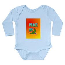 Unique Anti hamas Long Sleeve Infant Bodysuit