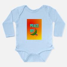 Unique Al qaeda Long Sleeve Infant Bodysuit