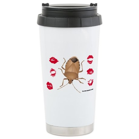 Stink Bug Stainless Steel Travel Mug