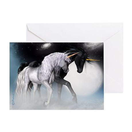 Unicorn Thank You Card