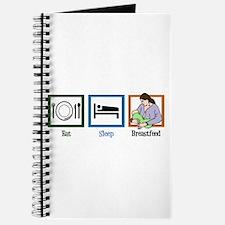 Eat Sleep Breastfeed Journal