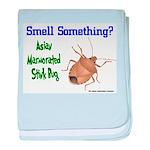Stink Bug Infant Blanket