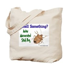 Stink Bug Tote Bag