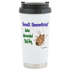 Stink Bug Travel Coffee Mug