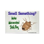 Stink Bug Rectangle Magnet (100 pack)