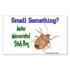 Stink Bug Decal