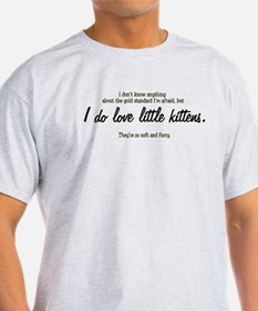 """I love kittens"" T-Shirt"