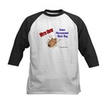 Stink Bug Kids Baseball Jersey