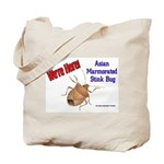 Stink Bug Tote Bag